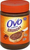 Ovomaltine crunchy - Product - fr