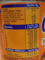 Crunchy - Voedingswaarden