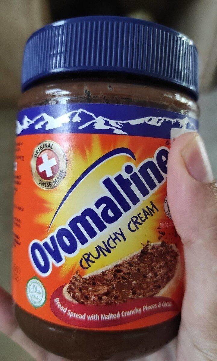 Ovomaltine crunchy cream - Produk - fr