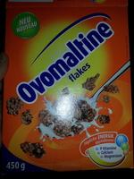 Ovomaltine flakes - Product