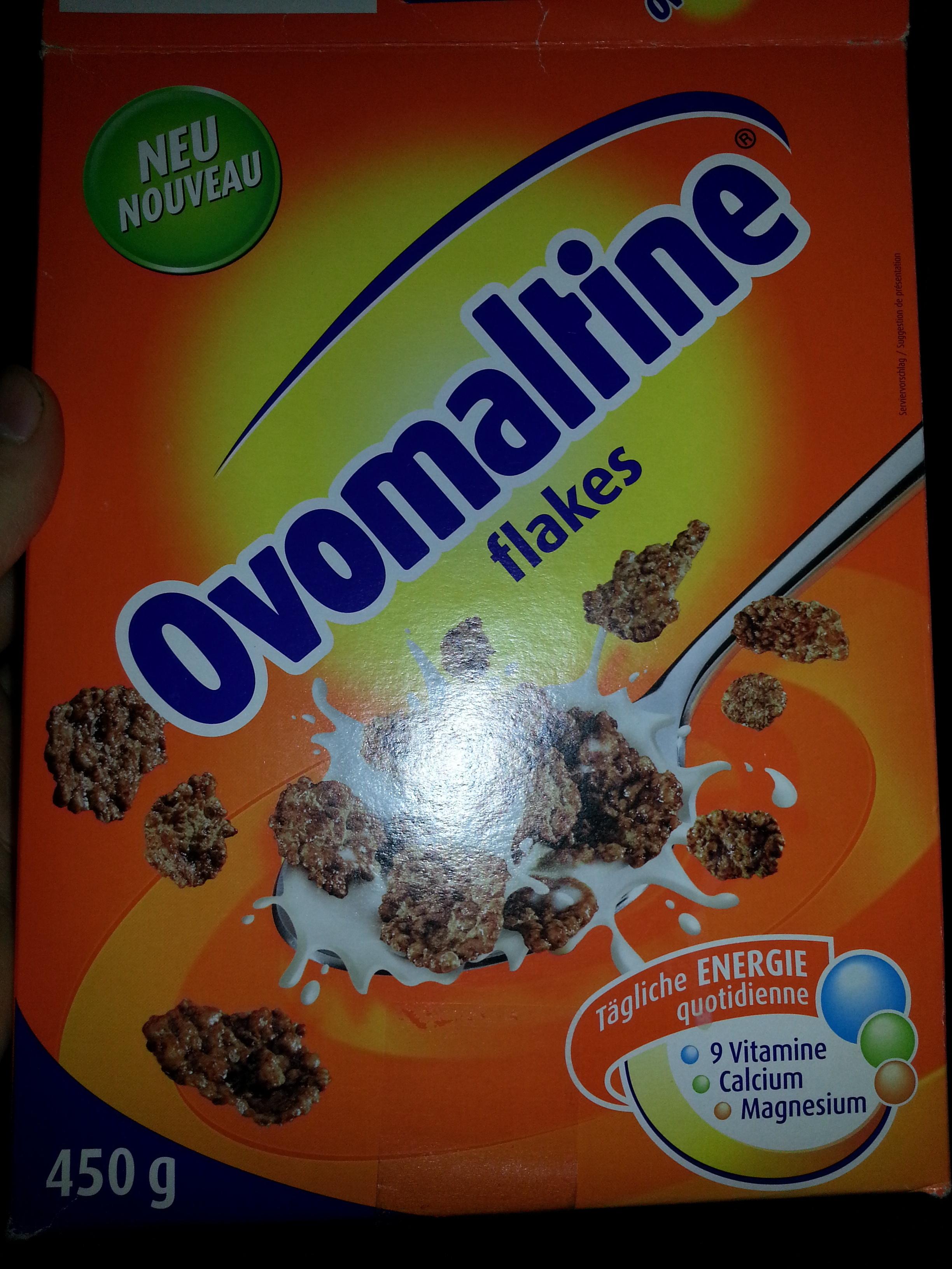 Ovomaltine flakes - Prodotto - fr
