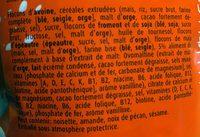 Crisp Müesli Ovomaltine, Ovo - Ingredients