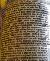 Isostar Fast Hydratation - Ingredientes - fr