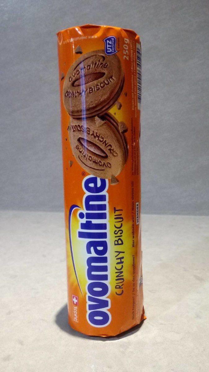 Ovomaltine Crunchy Biscuit - Prodotto - fr