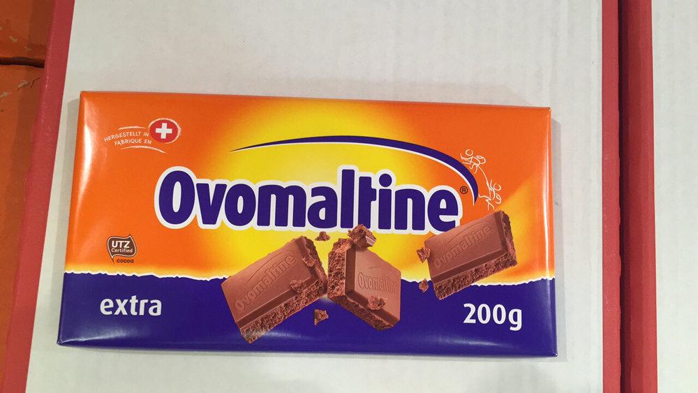 Ovomaltine Crunchy - Prodotto - fr