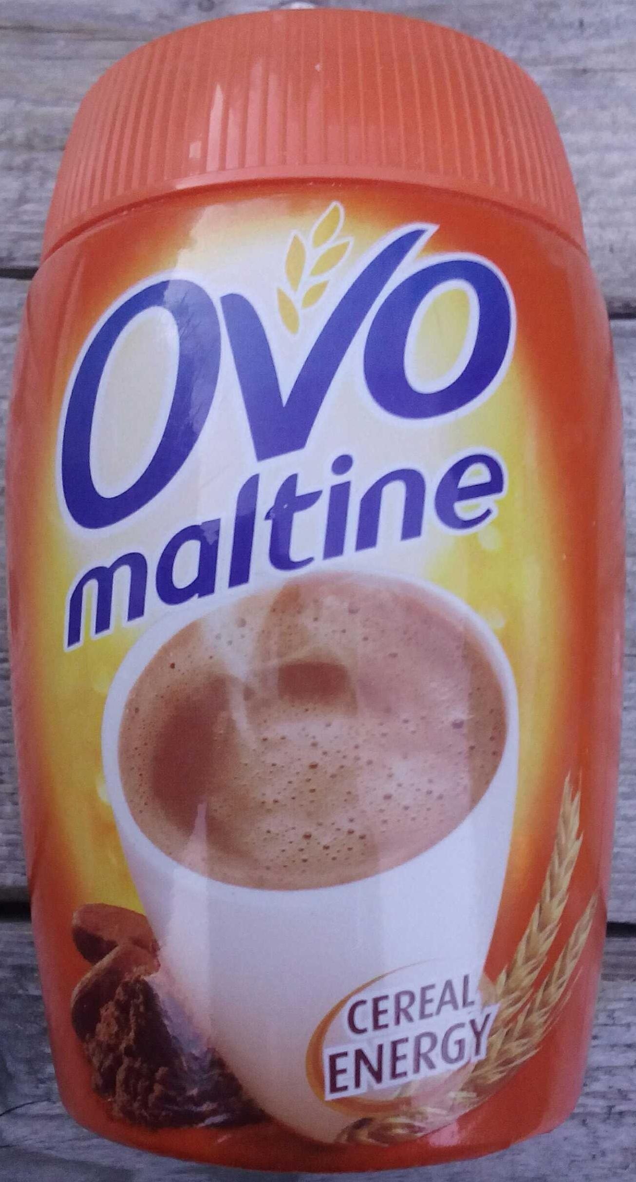 Ovomaltine - Prodotto - fr