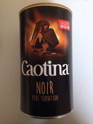 Caotina noir - Produit - fr