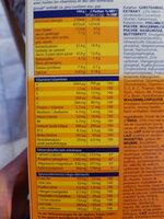 Jemalt 13+13 Tabs 40 X 7.5 G - Voedigswaarden