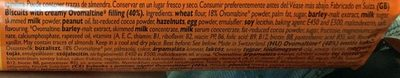 Ovomaltine Crunchy - Ingredients - fr