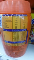Ovomaltine - Nutrition facts - en