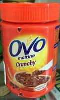 Crunchy - Pâte à tartiner - Prodotto - fr
