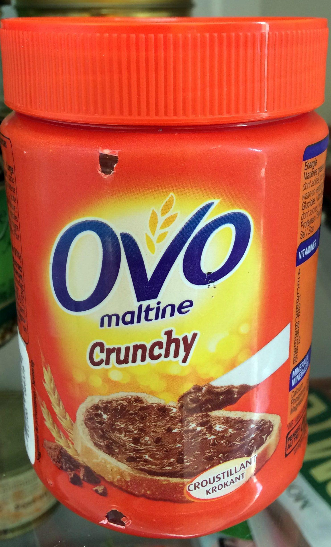 Crunchy - Pâte à tartiner - Product - fr
