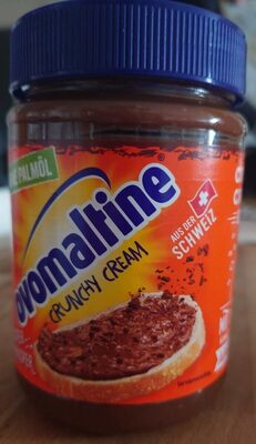 Ovomaltine crunchy cream - Product - en