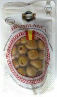 Hojiblanca olives vertes d'Andalousie - Product - de
