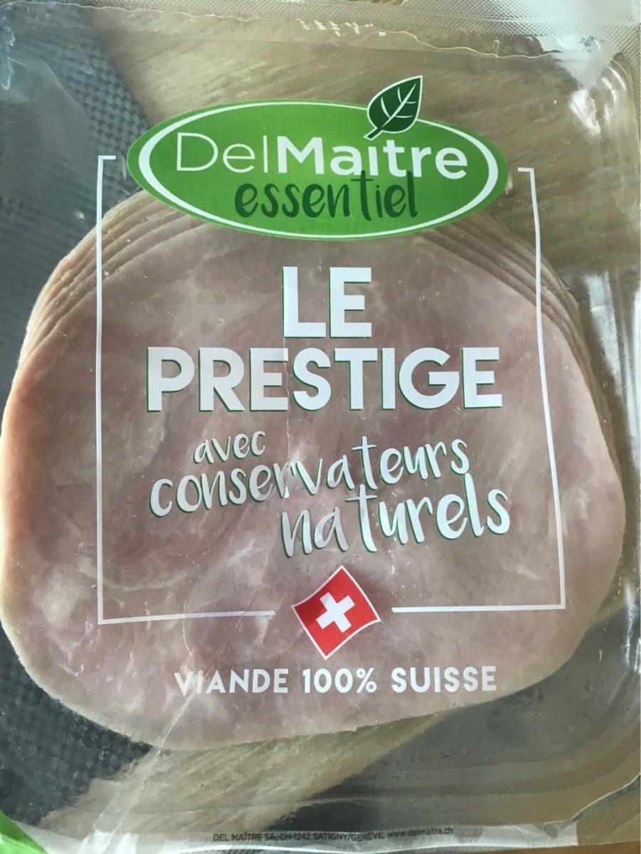 Le prestige - Product