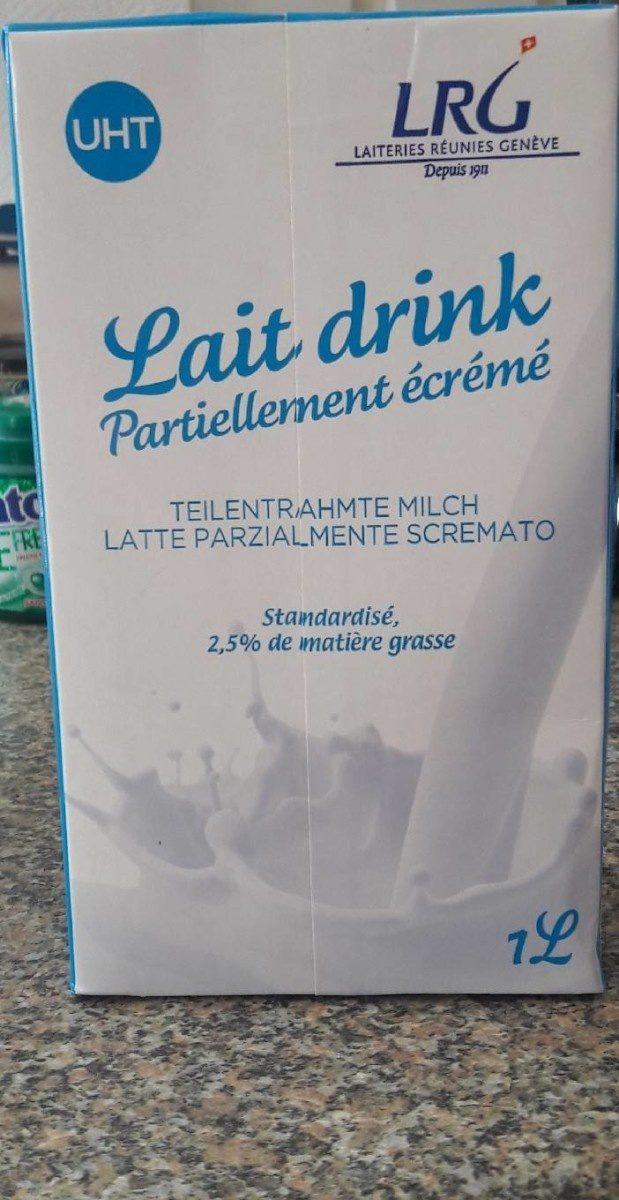 Lait drink - Product