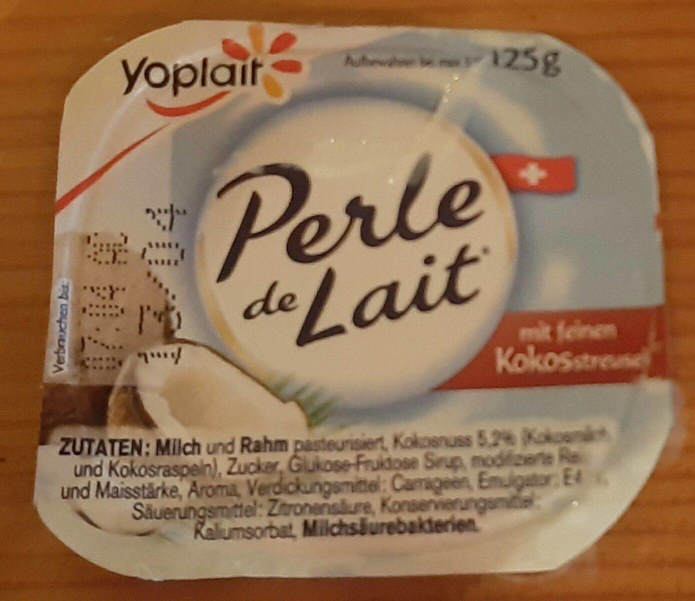 Perle de lait Coco en fin éclats - Product - fr