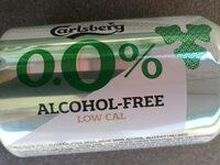 Carlsberg Alcohol-Free Low Cal - Produit