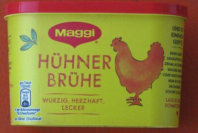 Maggi - Hühnerbrühe - Produit - de