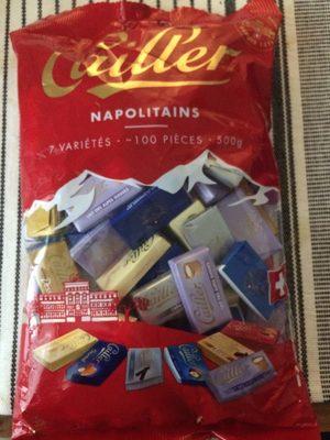Napolitain - Chocolats assortis - Prodotto - fr