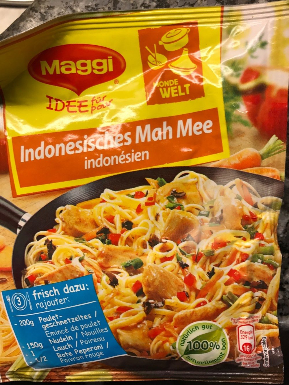 INDONESISCHES MAH MEE - Product