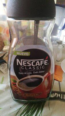 Classic café soluble natural formato ahorro