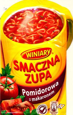 SMACZNA ZUPA Pomidorowa - Product - pl