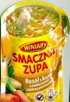 SMACZNA ZUPA Rosół z Kury - Produkt - pl