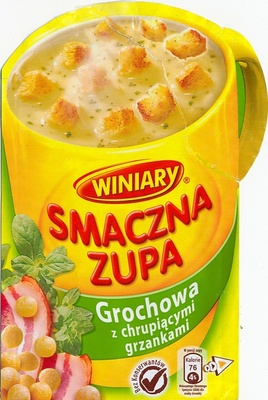 SMACZNA ZUPA Grochova - Produkt - pl