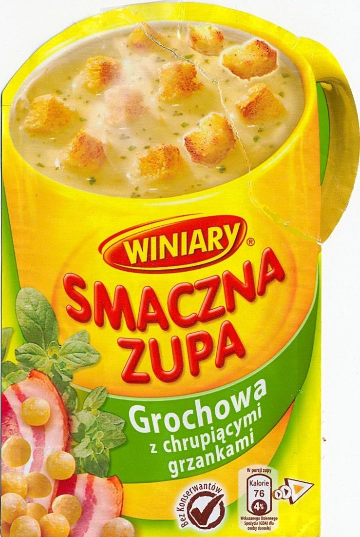 SMACZNA ZUPA Grochova - Produkt