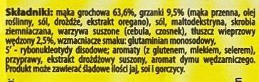 SMACZNA ZUPA Grochova - Składniki - pl