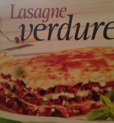 Lasagne verdure - Prodotto - fr