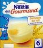 P'tit Gourmand Semoule au lait - Product