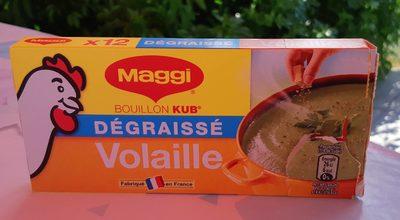 Bouillon Kub dégraissé Volaille - Product