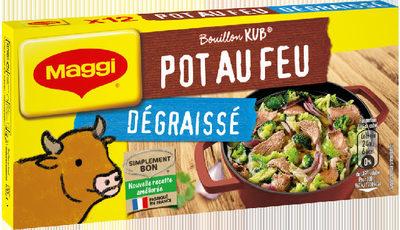 Bouillon Kub Pot-au-feu Dégraissé - Product - fr