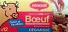 Bouillon Kub ® Goût Boeuf dégraissé - Produit