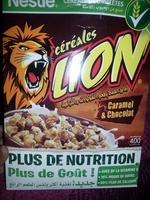 Céréales Lion caramel et chocolat - نتاج - fr