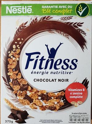 Fitness Chocolat Noir - Product - fr