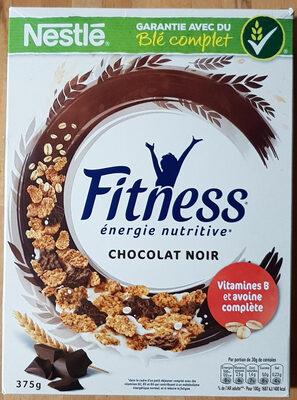 Fitness chocolat noir - Produit - fr