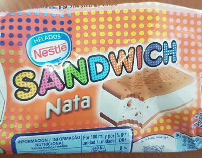 Sandwich Nata - Producte - en