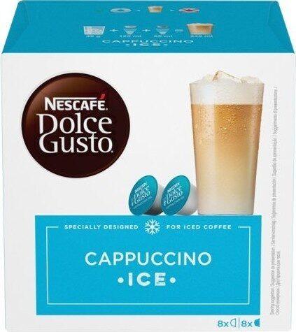 Gusto Cappuccino Ice Coffee Pods Capsules Per Box - Prodotto - fr
