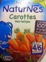 NaturNes Carottes - Product