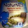 Naturnes - Haricots vert dindonneau - Product