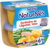 NESTLE NATURNES Petits Pots Bébé Jardinière de légumes Veau -2x200g -Dès 6 mois - Product
