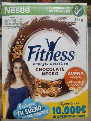 Fitness chocolate negro - Product