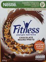 Fitness Chocolate Negro - Produto - es