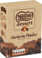 NESTLE DESSERT Cacao en Poudre boîte - Produit - fr