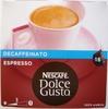 Dolce Gusto espresso decaffeinato - Produit