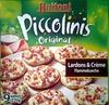 Piccolinis Original Lardons & Crème Flammekueche - Produit
