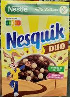 Nestlé Nesquik Duo - Produkt - de